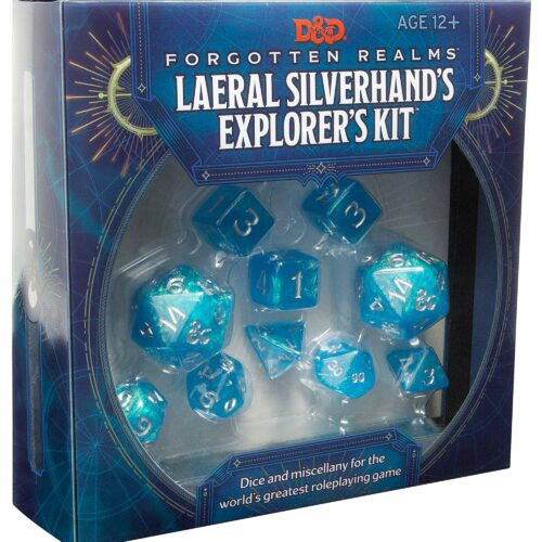 Dungeons & Dragons – Laeral Silver hand's Explorer's (D&D)