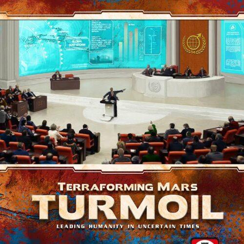 Terraforming Mars – Turmoil Expansion Set (English)