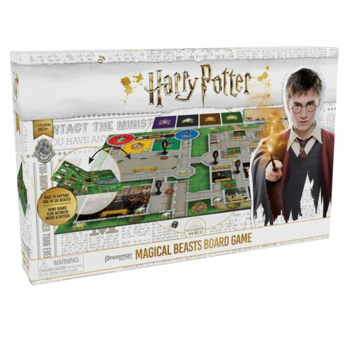 Harry Potter – Magic Beasts Game
