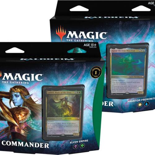Magic the Gathering – Kaldheim Commander Deck