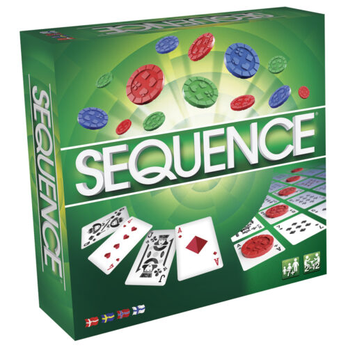 Sequence – Board Game (Nordic)