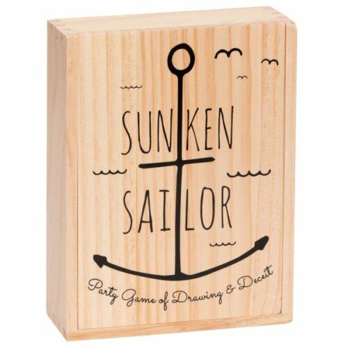 Sunken Sailor – Board game (English)
