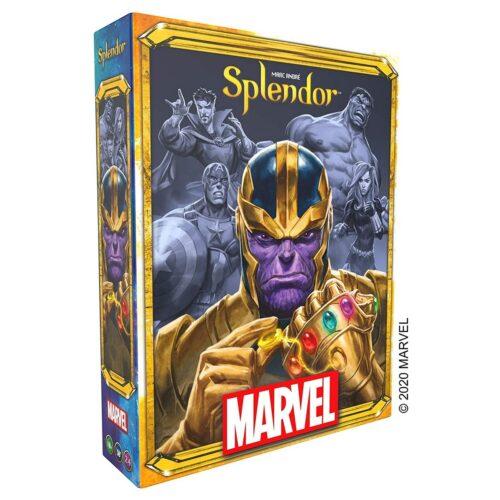Splendor – Marvel Board Game (English)