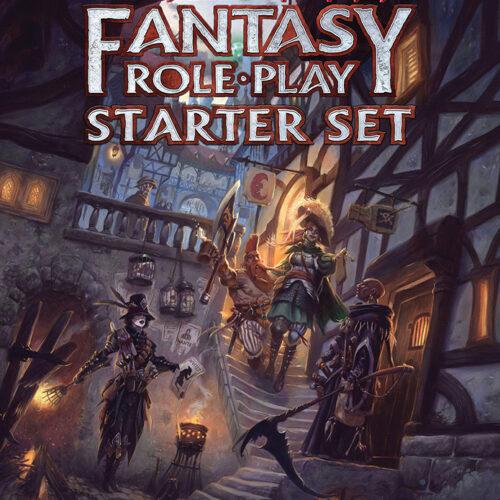 Warhammer – Fantasy Role Play – 4th Edition Starter Set