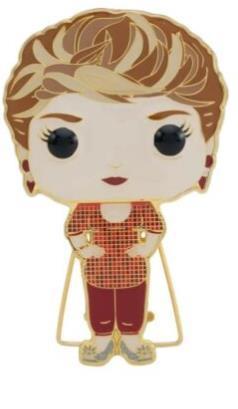 POP! The Golden Girls – Blanche  Large Enamel Pin