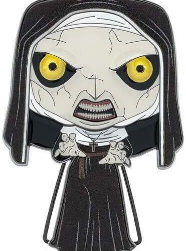 POP! The Nun – The Nun (Demonic) Large Enamel Pin