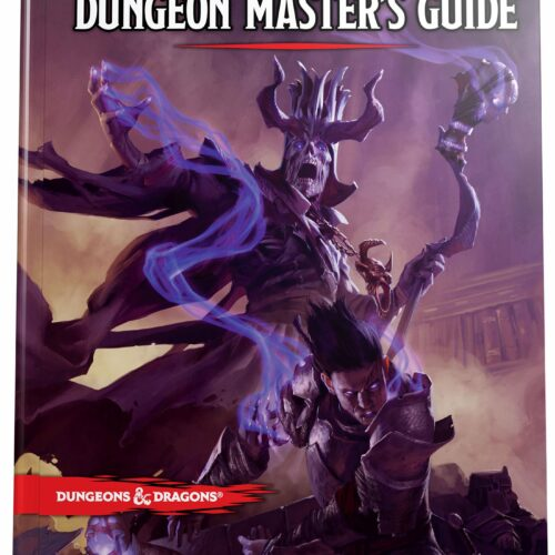 Dungeons & Dragons – Dungeon MasterĀ´s Guide 5th Edition (D&D)