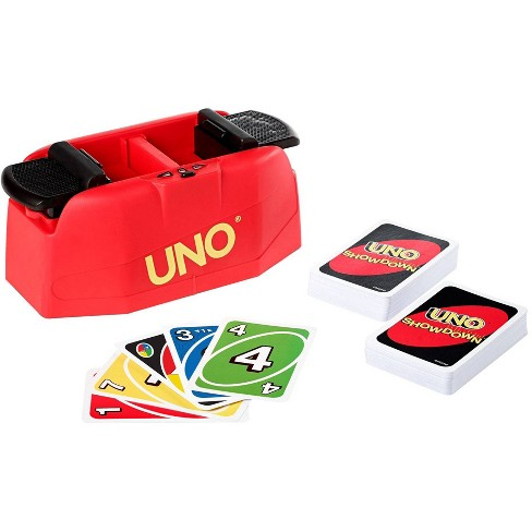 Uno: Showdown Flip – Card Game