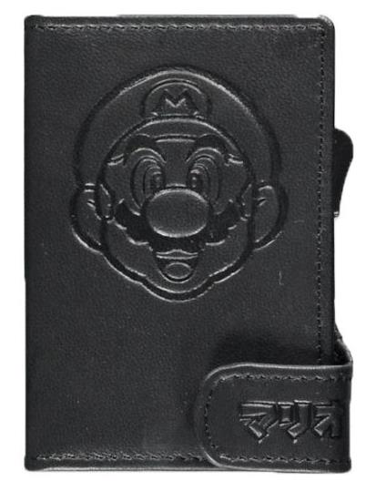 Nintendo – Super Mario Card Click Wallet