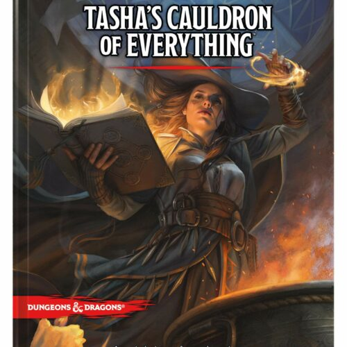 Dungeons & Dragons – 5th Ed. Tasha's Cauldron O Eve (D&D)