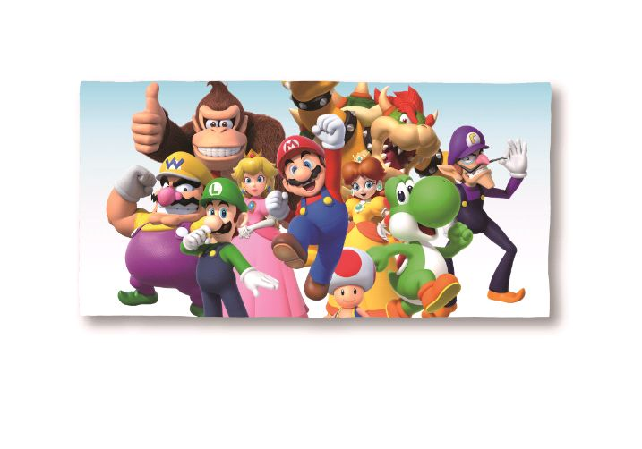 Super Mario – Towel 70 x 140 cm
