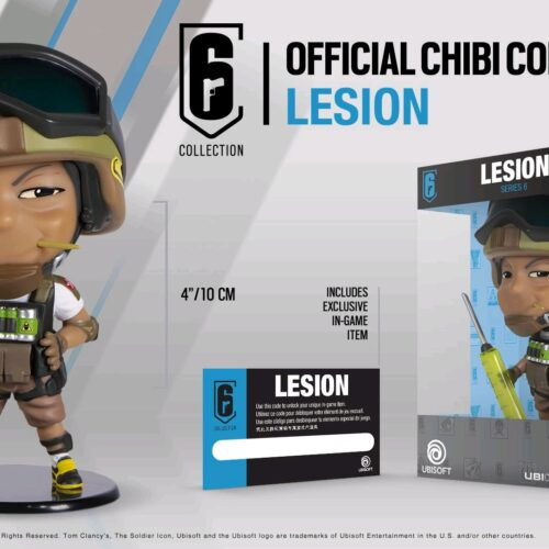 Ubi Collectibles: Six Collection – Lesion Chibi Figurine, Series 6