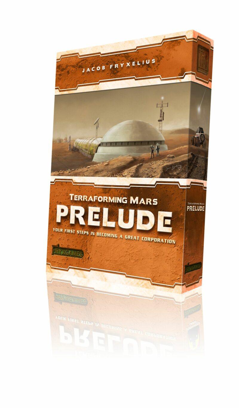 Terraforming Mars – Prelude Expansion Set (English)