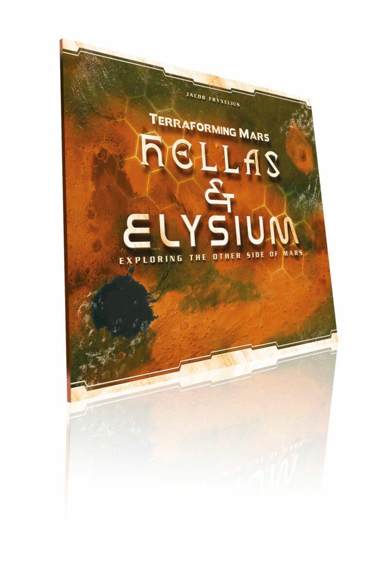 Terraforming Mars – Hellas & Elysium Expansion Set (English)