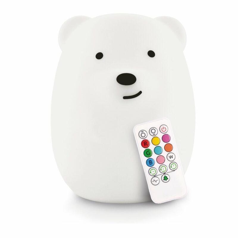 LumiPets – Bear Night Light Companion