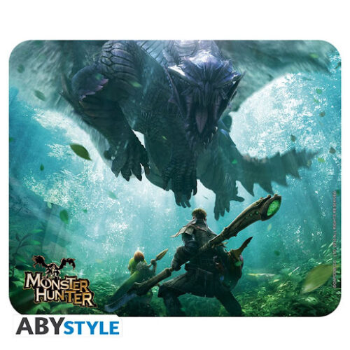 Mouse Pad Monster Hunter – The Hunt, Flexible 235x195mm