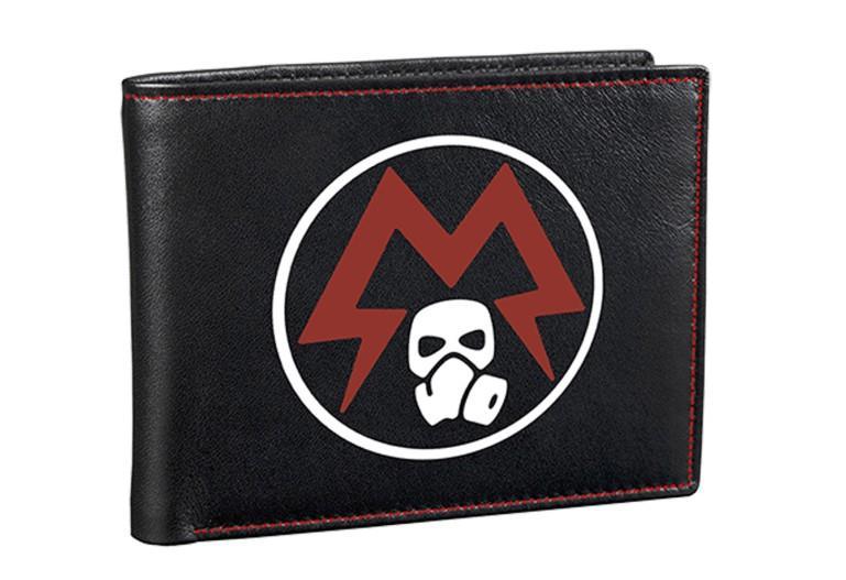 Metro Exodus – Spartan Logo Wallet