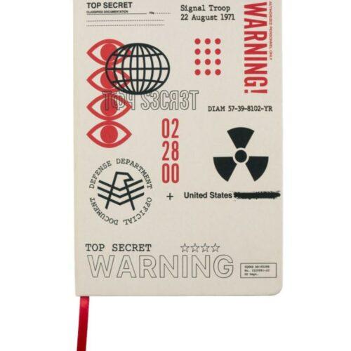 COD: Cold War – Top Secret Documents Notebook