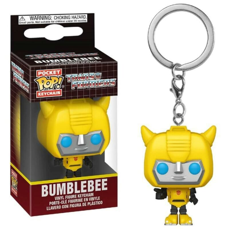 POP! Pocket Keychain: Transformers – Bumblebee