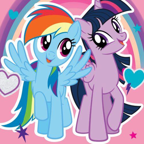 My Little Pony – Towel – 70 x 140 cm