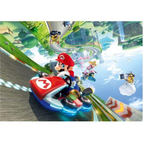 Mario Kart – Puzzle, 68x40cm, 1000 Pieces