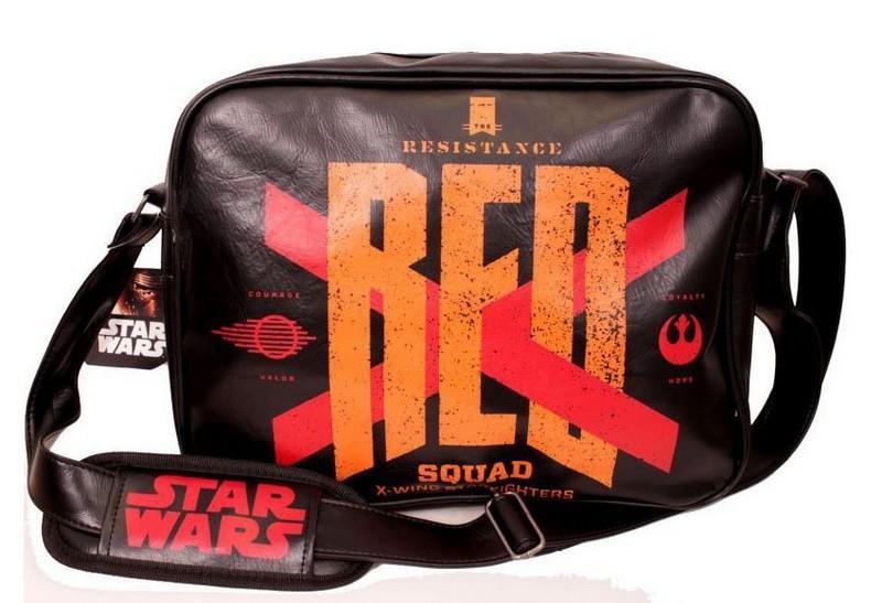 Star Wars VII – Resistance Red Squad Messenger Bag