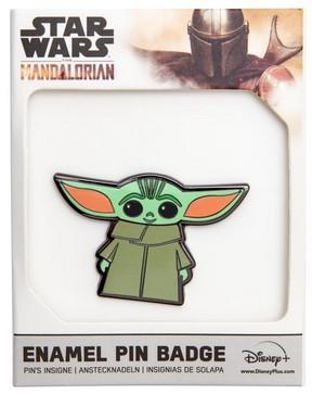 Star Wars: The Mandalorian – The Child (Baby Yoda) Enamel Pin