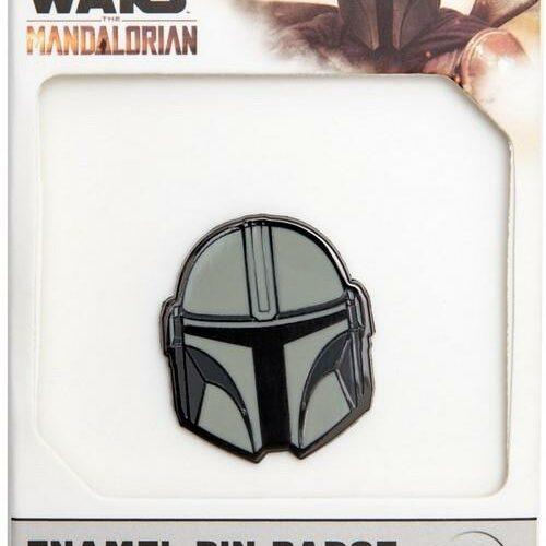Star Wars: The Mandalorian – The Mandalorian Enamel Pin