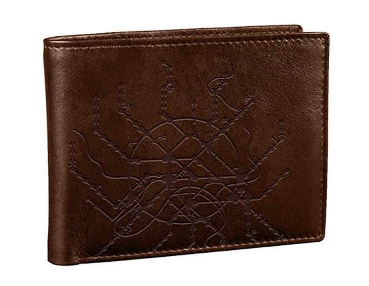 Metro Exodus – Metro Map Bi-Fold Wallet