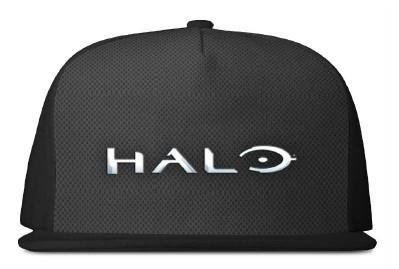 Halo – Liquid Chrome Snapback Cap