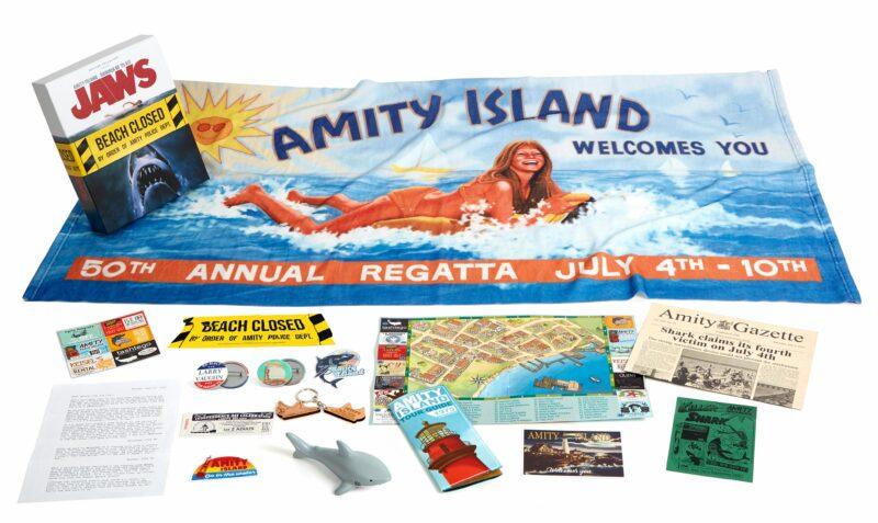 Jaws – Amity Island Summer of 75 Kit