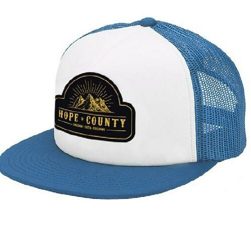 Far Cry 5 – Hope County Trucker White/Blue Cap