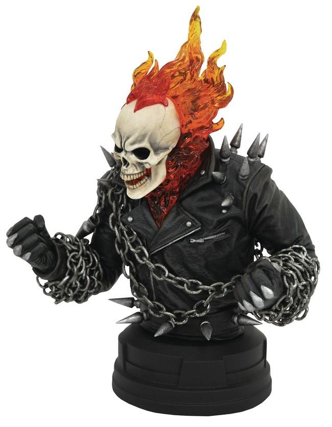 Legends in 3D: Marvel – Ghost Rider 1/6 Scale Bust