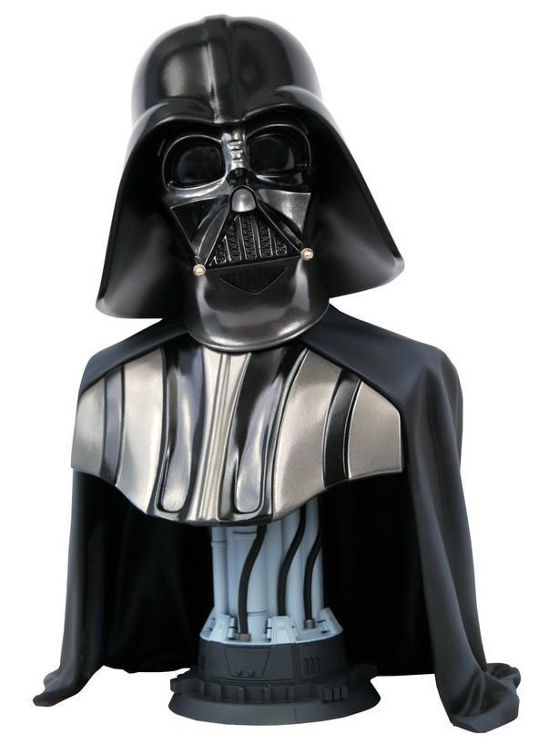 Legends in 3D: Star Wars – Darth Vader 1/2 Scale Bust