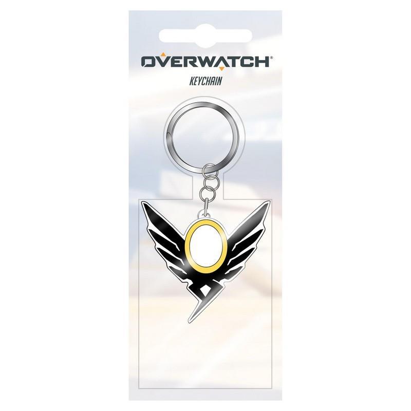 Overwatch  – Mercy Flat Keychain