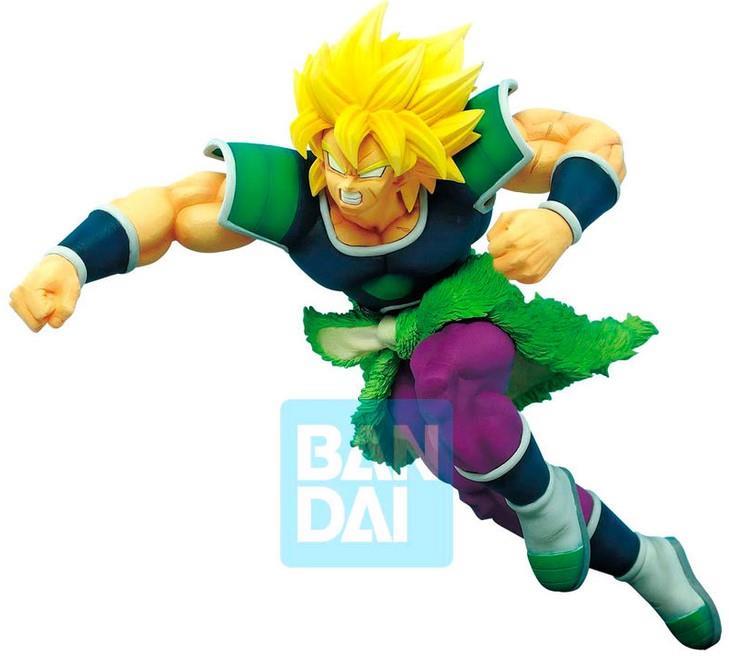 Dragon Ball Super: Z-Battle- Super Saiyan Broly Figure