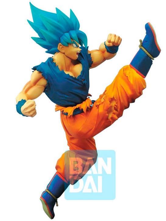 Dragon Ball Super: Z-Battle – Super Saiyan God Super Saiyan Son Goku Figure