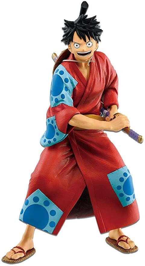 One Piece – Monkey. D. Luffy Japanese Style Figure, 25cm