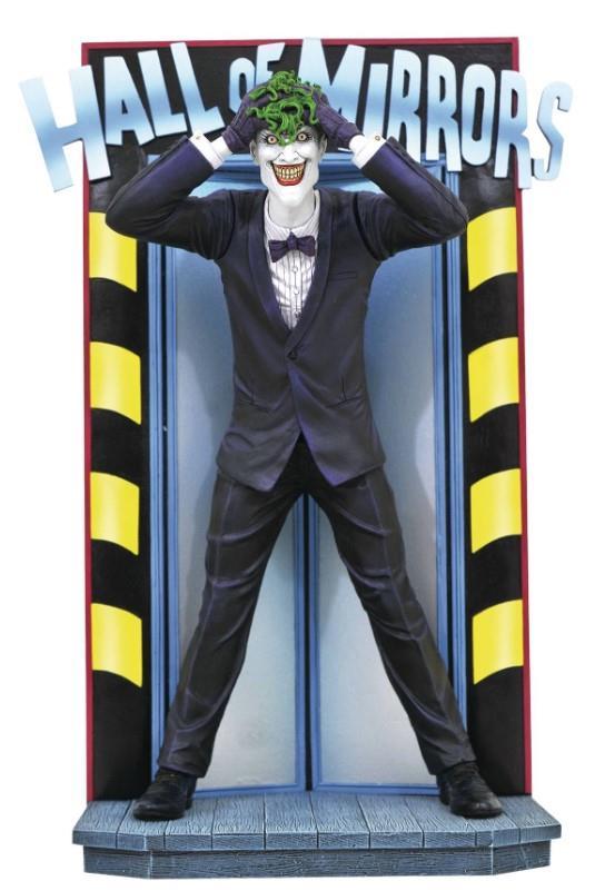 Gallery Diorama: DC Comics – Killing Joke Joker Statue, 23cm