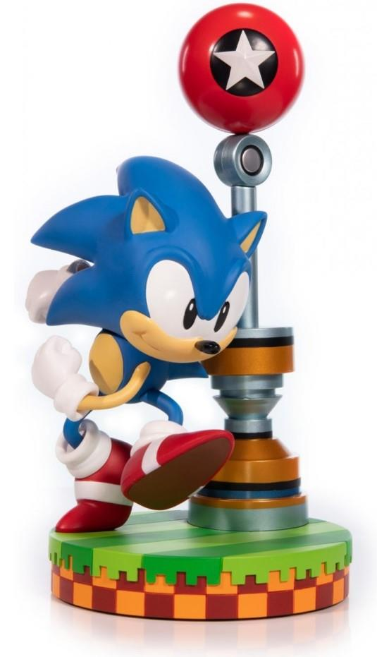 First4Figures: Sonic The Hedgehog – Sonic Figure, 28cm