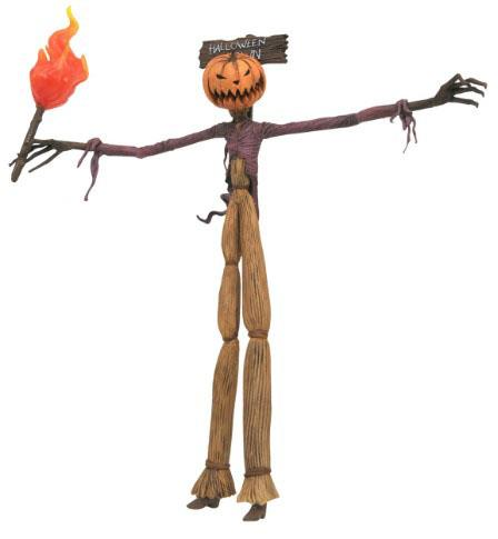 Nightmare Before Christmas: Series 2 – Pumpkin King Jack Action Figure