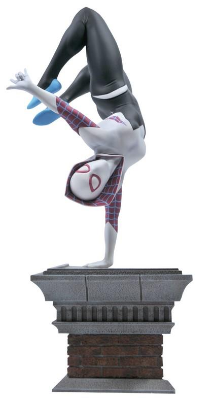 Gallery Diorama: Marvel – Handstand Spider Gwen Statue, 23cm