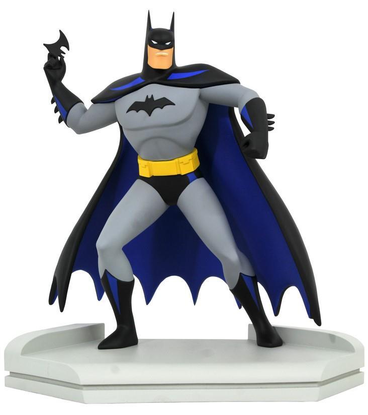Gallery Diorama: DC Comics – Justice League Batman Resin Statue, 23cm