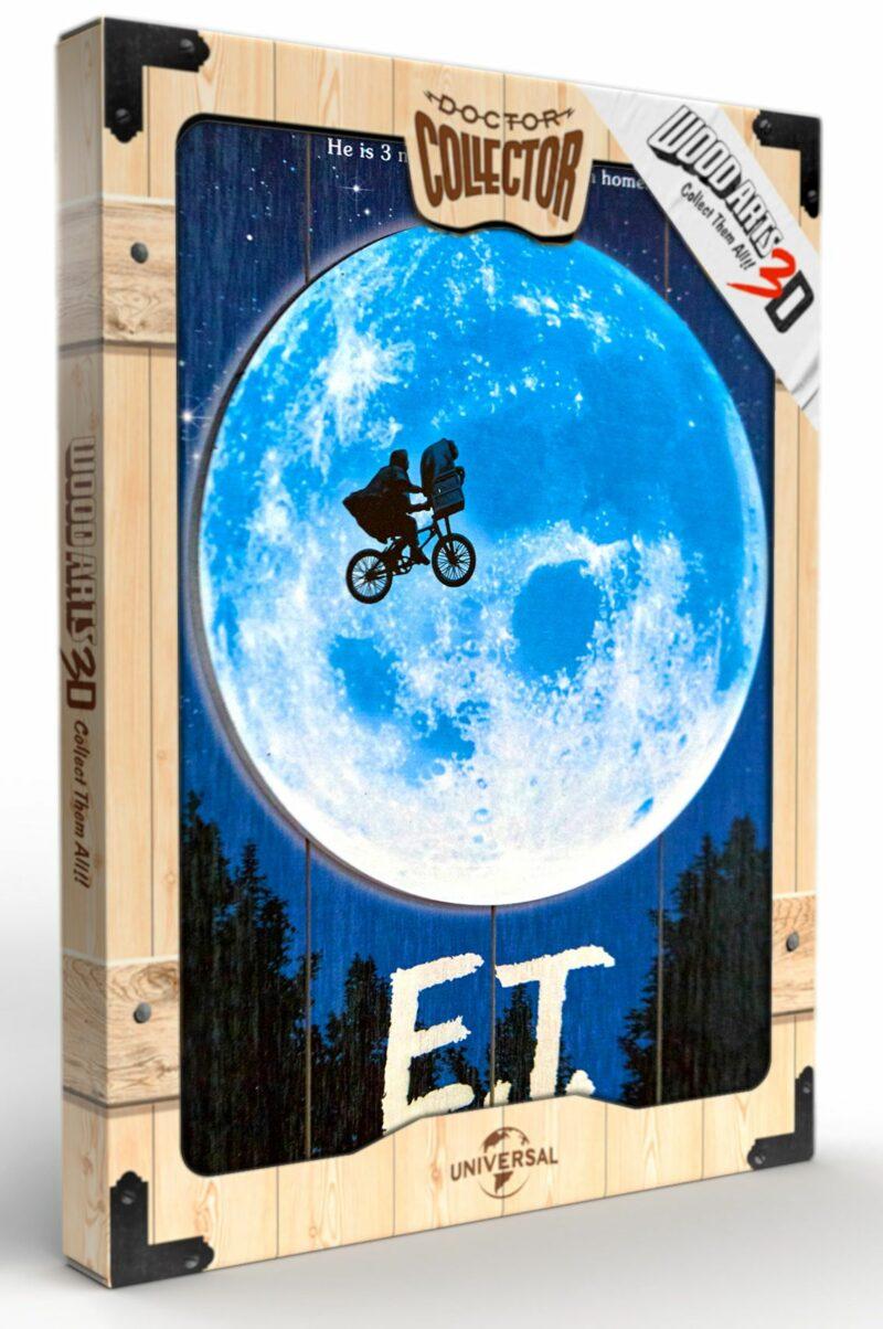 ET – Wooden Poster