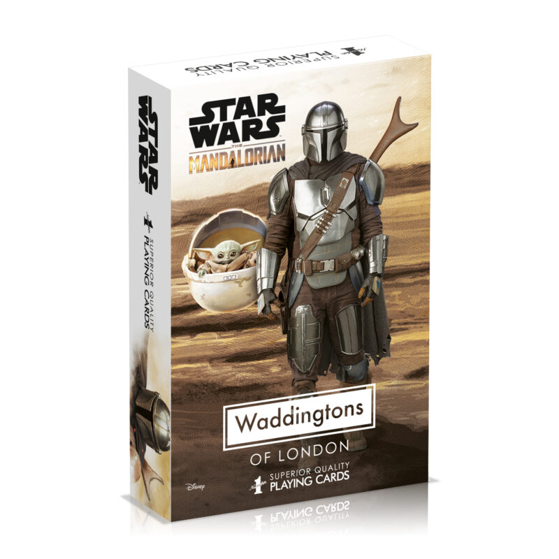Playing Cards – Star Wars: The Mandalorian