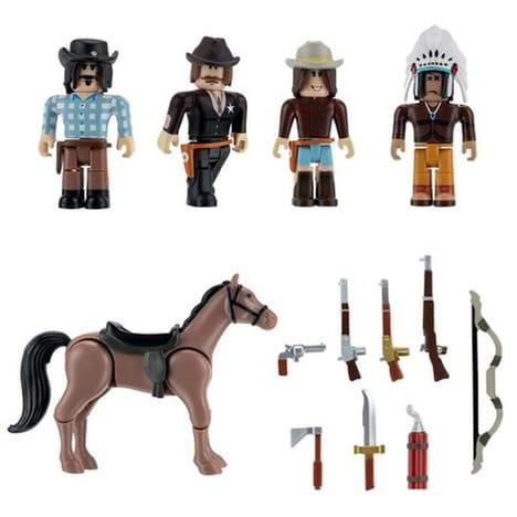 Roblox – The Wild West Mix & Match Set incl. 5 Figures