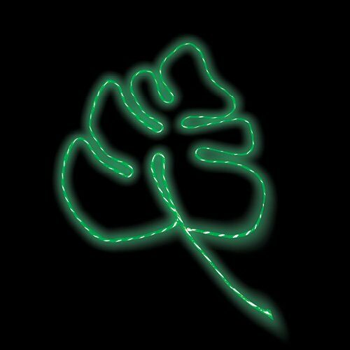 Make Your Own – Neon Green Moving Light