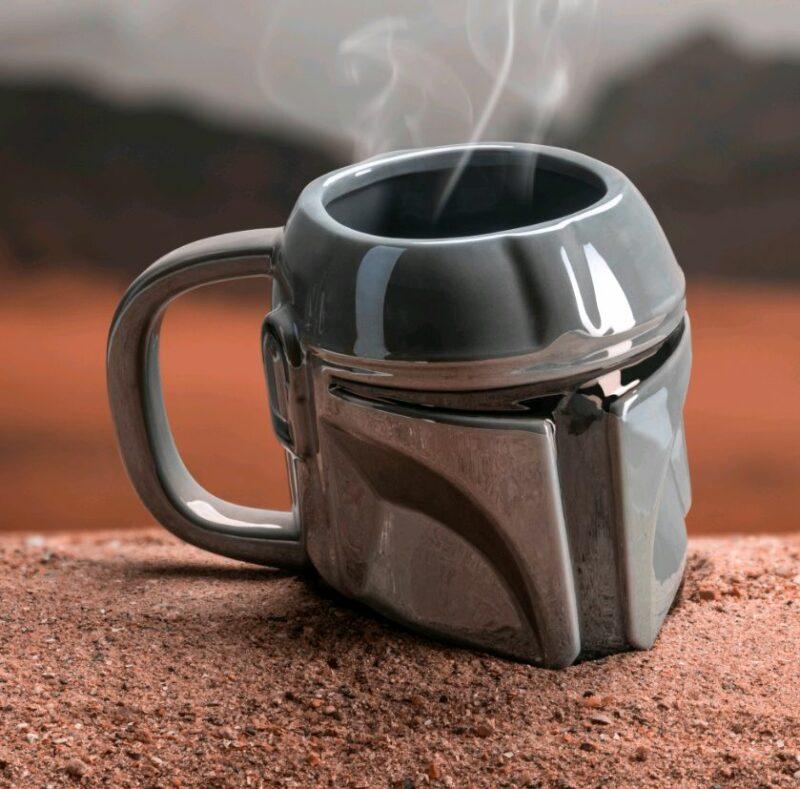 Star Wars – The Mandalorian Shaped Mug