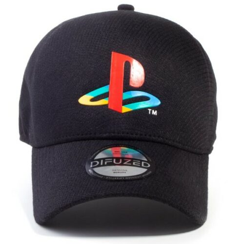 Difuzed PlayStation – Logo Seamless Cap