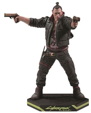 Cyberpunk 2077 – Jackie Welles Figure, 25cm